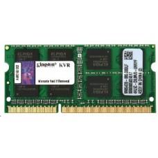 KINGSTON 8GB SODIMM 1600MHz DDR3 Non-ECC CL11 (KVR16S11/8)