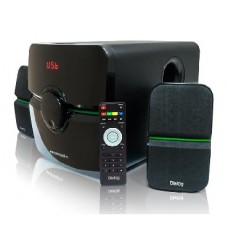 DIALOG AP-203 черный USB+SD reader