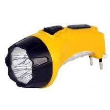 SMARTBUY SBF-87-Y 4+6 LED с прямой зарядкой желтый