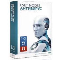 ESET NOD32 Антивирус универсальная лицензия на 1 год на 3ПК или продление на 20 мес. Box (NOD32-ENA-1220(BOX)-1-1)