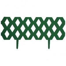 PARK Ромб забор декор. темно-зеленый 1,2м х 0,22см (999137) (20)