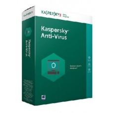 KASPERSKY Anti-Virus Russian Edition. 2-Desktop 1 year Base Box KL1171RBBFS