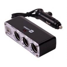 HARPER DP-096 разветвитель на 3 выхода + 2 USB