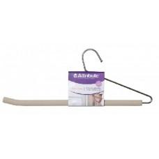 ATTRIBUTE AHM261 Вешалка для брюк EVA CREME 37см (5)