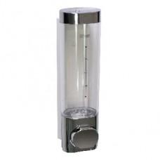 GFMARK 622 Дозатор жидкого мыла пластиковый хромированный закруглённый-200 мл
