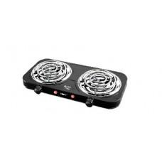 CENTEK CT-1509 Black двухкомфорочная