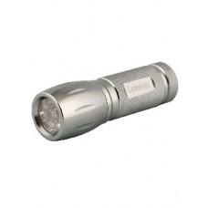 CAMELION LED5107-9 (фонарь, титан, 9 LED, 3XR03 в комплекте, алюм.,блистер)