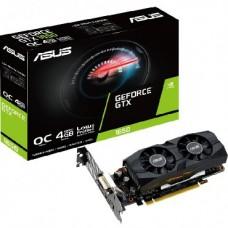 ASUS GTX 1650 4GB (GTX1650-O4G-LP-BRK) NVIDIA GEFORCE 4096MB 128BIT GDDR5 1485/8002 DVIX1/HDMIX1/DPX