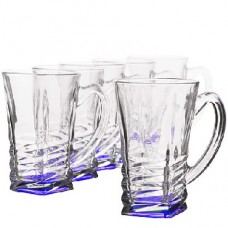 LORAINE 24081 Набор стаканов 6пр 155мл LR
