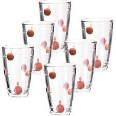 LORAINE 24070 Набор стаканов 6 предметов 300мл LR