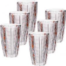 LORAINE 24689 Набор стаканов 6пр 300мл в под/упак LR