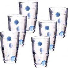 LORAINE 24069 Набор стаканов 6 предметов 300мл LR