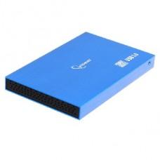 GEMBIRD (17561) EE2-U3S-56 , USB 3.0 , синий металлик