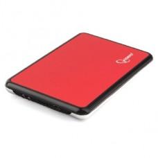 GEMBIRD (17562) EE2-U3S-61, USB 3.0 , красный металлик