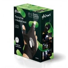 DUWI 26160 5 Перчатка со встроенной подсветкой Glove Lamp
