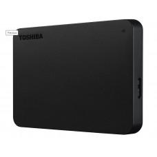 TOSHIBA Canvio Basics HDTB420EK3AA, 2Тб, черный