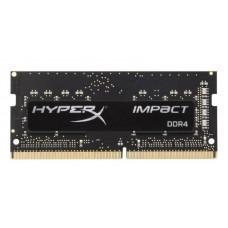 KINGSTON HyperX Impact HX424S14IB/4 SO-DIMM DDR4 4Gb PC19200 2400Mhz