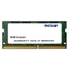 PATRIOT Signature PSD44G240081S SO-DIMM DDR4 4Gb PC19200 2400Mhz