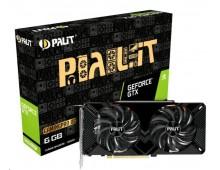 PALIT GeForce GTX 1660 Super 6144Mb, GP OC 6G (NE6166SS18J9-1160A) DVI-D, HDMI, DP, Ret, NE6166SS18J9-1160A