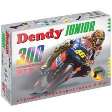 DENDY Junior - [300 игр] + световой пистолет