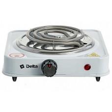 DELTA D-703 одноконфорочная спираль белая (5)