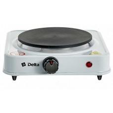 DELTA D-704 одноконфорочная диск белая (5)