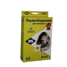 KS LG-02 синтетика комл. 4шт.(10)