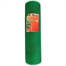 DELTA Садовая сетка ромбическая 17х17 (0,9х20)  Гидроагрегат зеленая