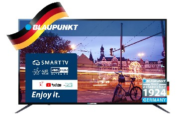 BLAUPUNKT 65UK850 4K SMART+ ANDROID AOSP
