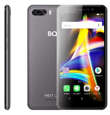 BQ 5508L NEXT LTE GRAY